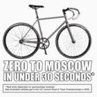 Zero to Moscow by JamesOnTrack