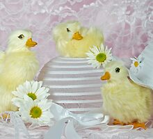 Spring Happiness by Maria Dryfhout