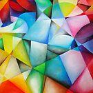 cubism experiment by TaraJade