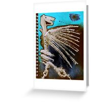 reach and embrace Greeting Card