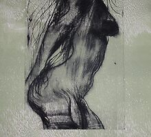 Etching: Nude II by Marion Chapman