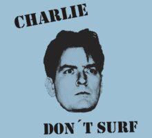 Charlie don't surf - Mashup Kids Clothes