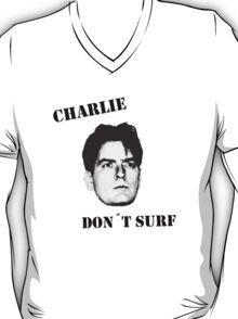 Charlie don't surf - Mashup T-Shirt