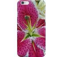 Stargazer Lily iPhone Case/Skin