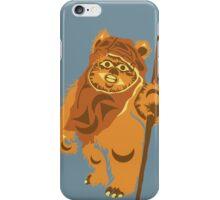 Coast Salish Ewok iPhone Case/Skin