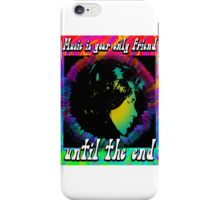 MUSIC IS YOUR SPECIAL FRIEND - bright color iPhone Case/Skin