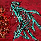 Mink versus The Sea Serpent by Mark Gauti