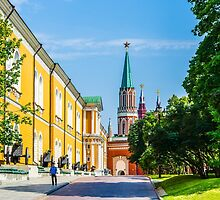 Complete Moscow Kremlin Tour - 17 of 70 by luckypixel