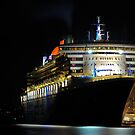 QM2 by Bill Fonseca