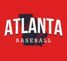 Atlanta Pride - Baseball by JayJaxon
