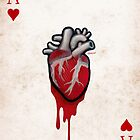 Vampire Ace of Hearts by pixbyr