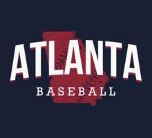 Atlanta Pride - Baseball 2 by JayJaxon