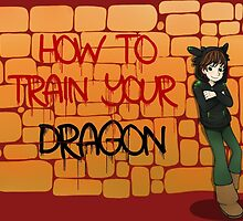 How to Train Your Dragon by snowrunt