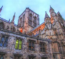 York Minster by Daniel Williams