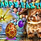 Happy Easter 2015 by GolemAura