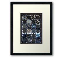 Japanese Quilts # 27 Framed Print