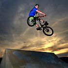 Bike Jump by JohnDoe6