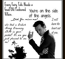 Moriarty Villain Quotes by DragoonTheGreat