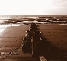 Cleveleys Beach with new Nikon and filter... by BriansAngel