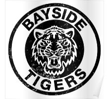 Bayside Tigers Poster