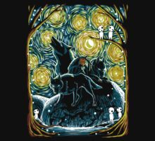 Starry Forest T-Shirt