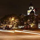 Denton square by tshobe
