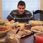 thanksgiving feast by tshobe