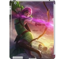 Archer Clash of Clans Art iPad Case/Skin