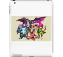 Clash of Clans Art iPad Case/Skin