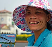 Vietnam: The Smile by Kasia-D
