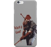 Witch It Good iPhone Case/Skin