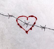 bleeding love by Joana Kruse