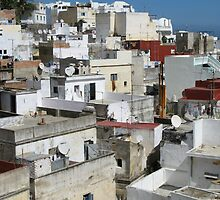 Morocco - Rooftop by soulimages