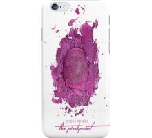 Pink Print Nicki Minaj iPhone Case/Skin