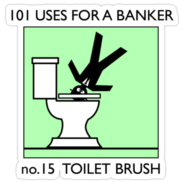 no.15 TOILET BRUSH by ppodbodd