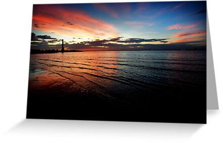 St Kilda Lighthouse by Melinda Kerr