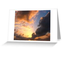 skyscape 2` Greeting Card