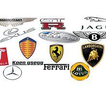 Car - Logos by Adrenalin