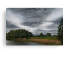 Extraordinary Clouds Canvas Print