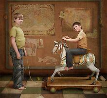 Bambino (a trip) by Larissa Kulik