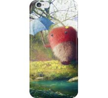 Floater iPhone Case/Skin