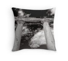 Ancient Sky Throw Pillow