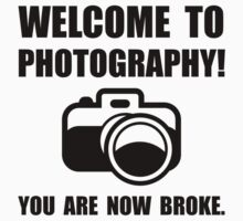 Photography Broke Kids Clothes