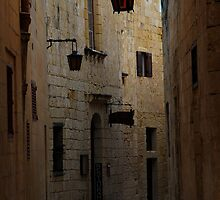 At Mdina by RayFarrugia