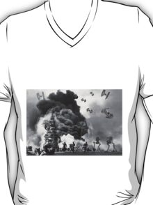 Vintage Imperial Ship Attack T-Shirt