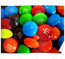 M&M's Poster