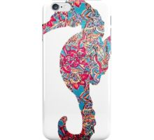 Lilly Seahorse  iPhone Case/Skin