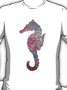 Lilly Seahorse  T-Shirt