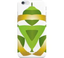Green Nuts iPhone Case/Skin
