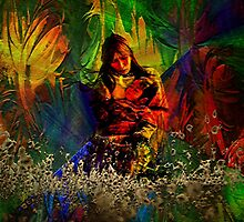 """"""" The future of a child is the work of her mother""""  by camilleshiva"""